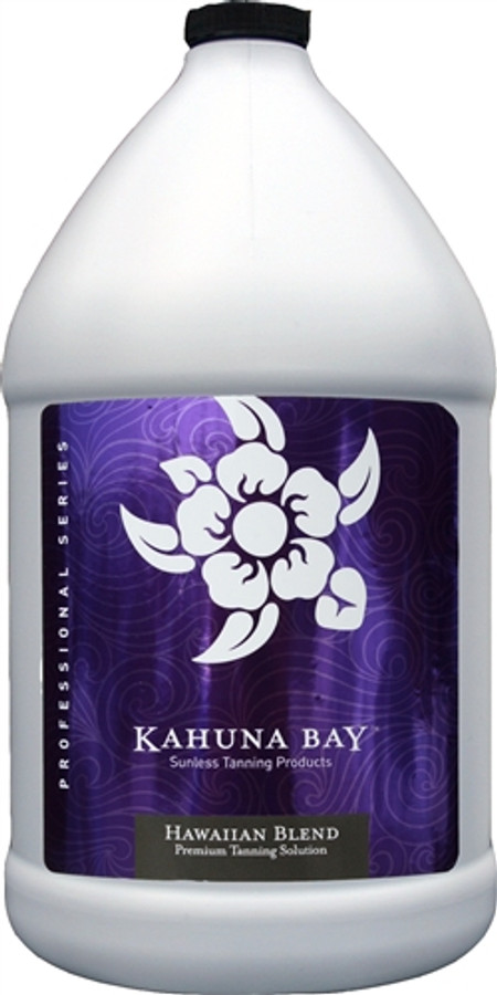 Hawaiian Blend Spray Tan Solution 128oz