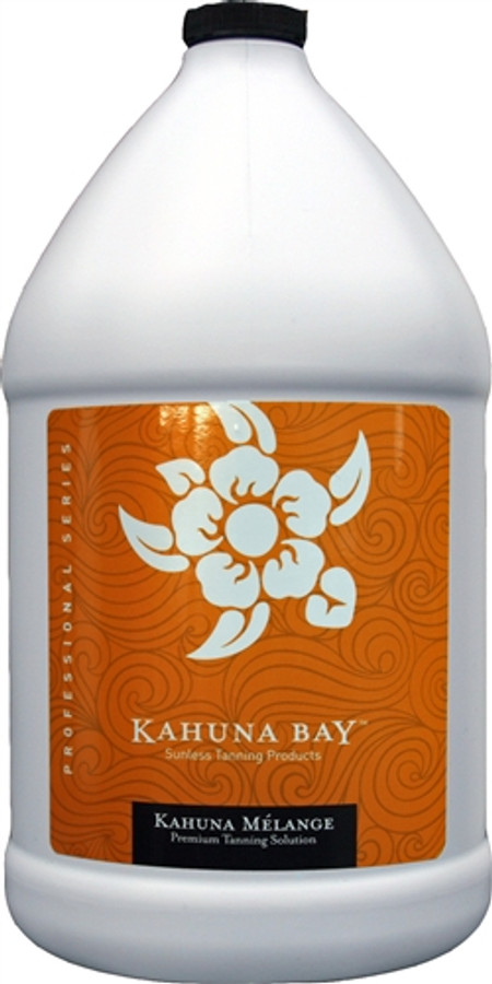 Kahuna Melange EXTRA DARK Airbrush/Spray Tanning Solution 1 Gallon