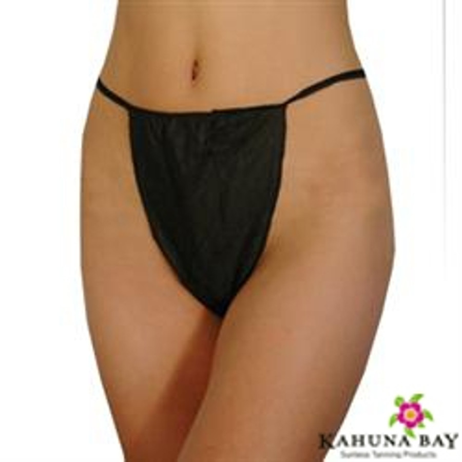 Kahuna Bay Tan Disposable Bikini Underwear 25pk