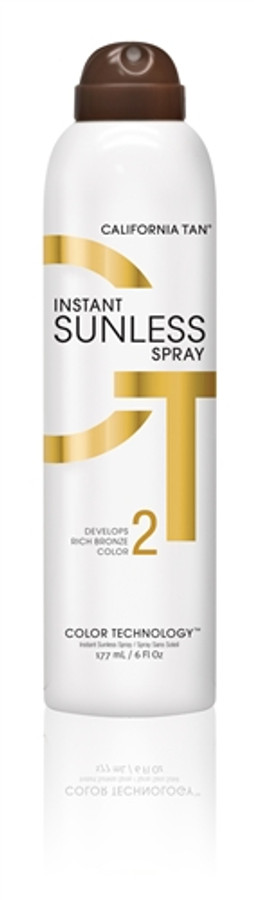 California Tan Sunless- Instant Sunless Spray