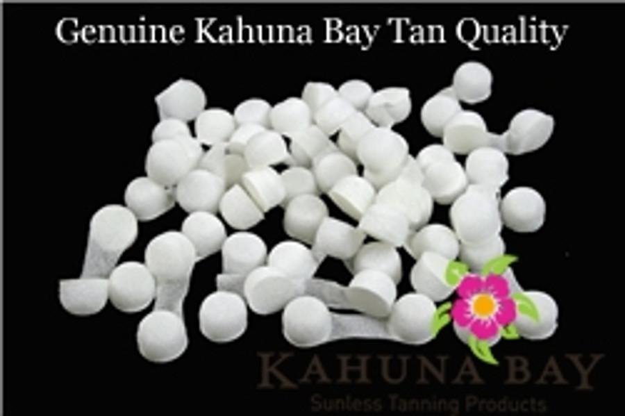 30 - Kahuna Bay Foam Sunless Nose Plug Filters