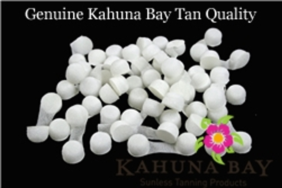 Kahuna Bay Foam Sunless Nose Filters, 30 Pairs