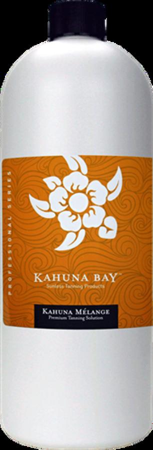 Kahuna Melange ORIGINAL Airbrush/Spray Tanning Solution Quart 33.8oz