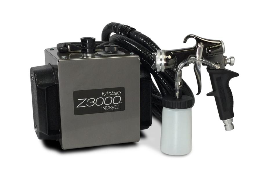 Norvell Mobile Z3000 Turbine  with Z-Gun