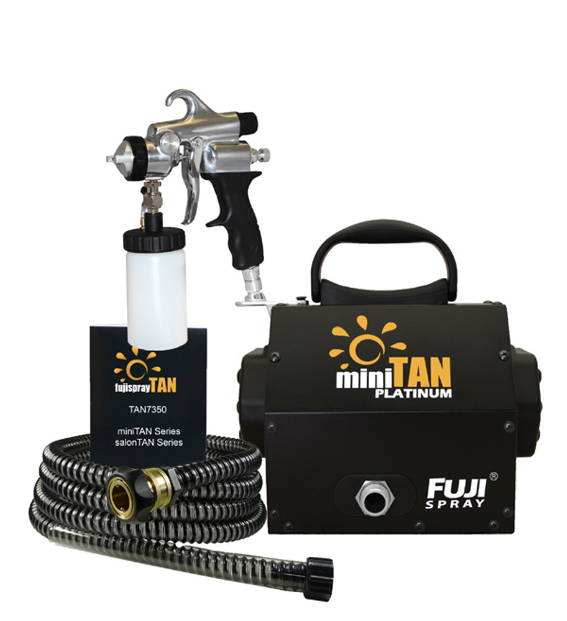 Fuji Spray  2100 miniTAN Platinum M-Model Spray Tan System