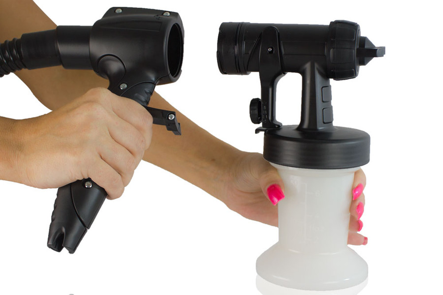 Norvell Spray Head with Handle