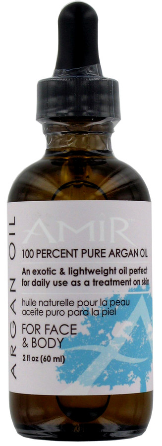 Amir Argan Oil for Face and Body 2oz