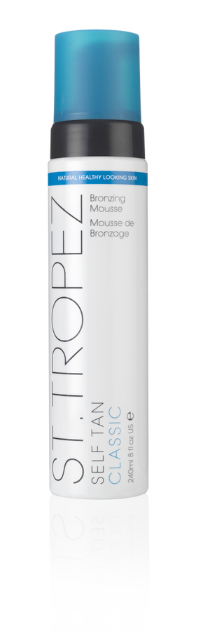 St. Tropez Self Tan Classic Bronzing Mousse, 8 oz
