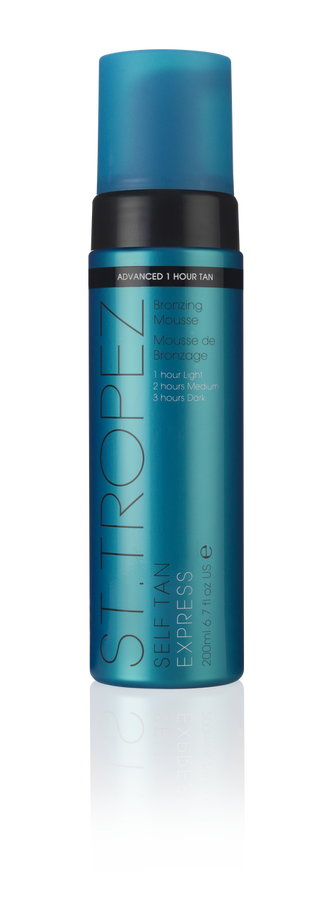 ST TROPEZ  SELF TAN EXPRESS BRONZING MOUSSE - 6.7oz
