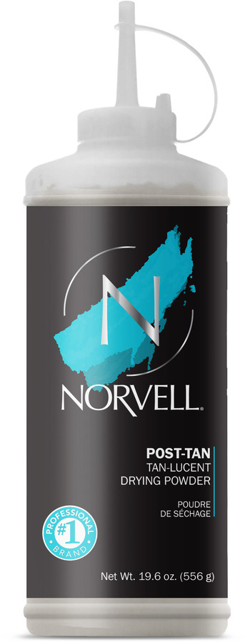 Norvell TanLucent Talc Free Drying Powder, LARGE 34 oz