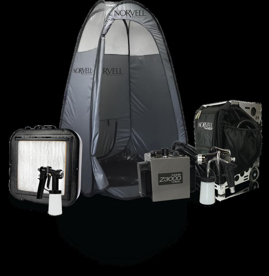 Norvell Equipment Pro Kit