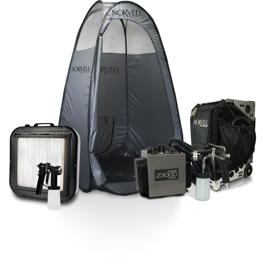 Norvell Equipment Pro Kit