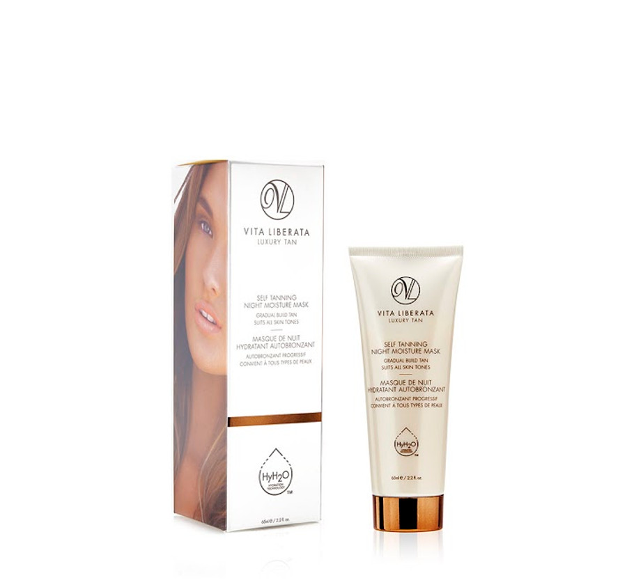 Vita Liberata Self Tanning Night Moisture Mask, 2.2 oz