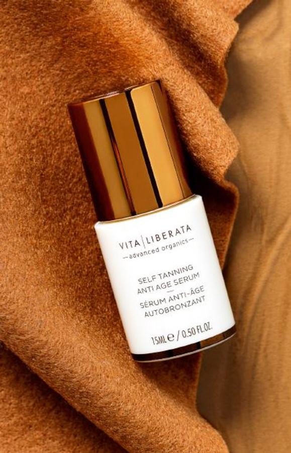 Vita Liberata  Anti-Age Self Tanning Serum, 0.5 oz