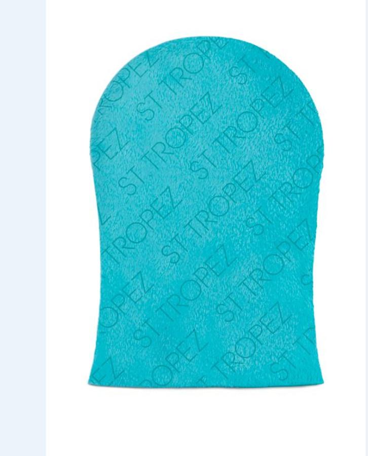 St. Tropez Dual Sided Velvet Luxe Applicator, Prep & Maintain Mitt