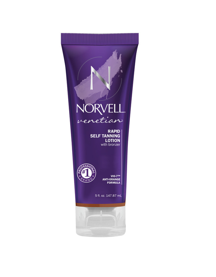 Norvell Venetian Rapid Self Tanning Lotion, 5 oz.