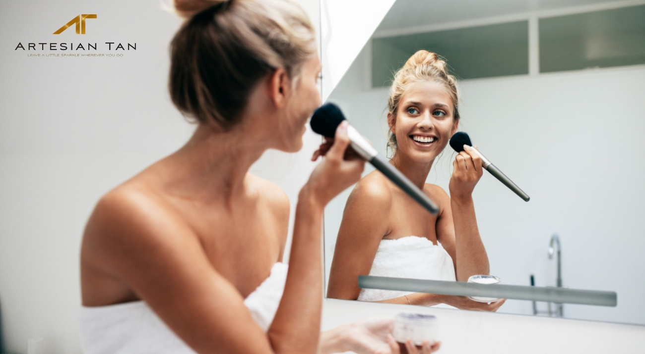 6 Makeup Tips To Make Your Tanned Skin Stand Out Artesian Tan