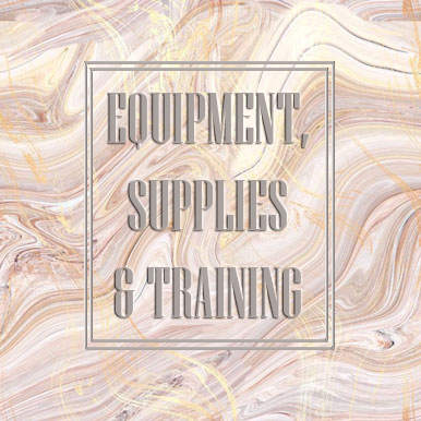 Equipment, Supplies & Training