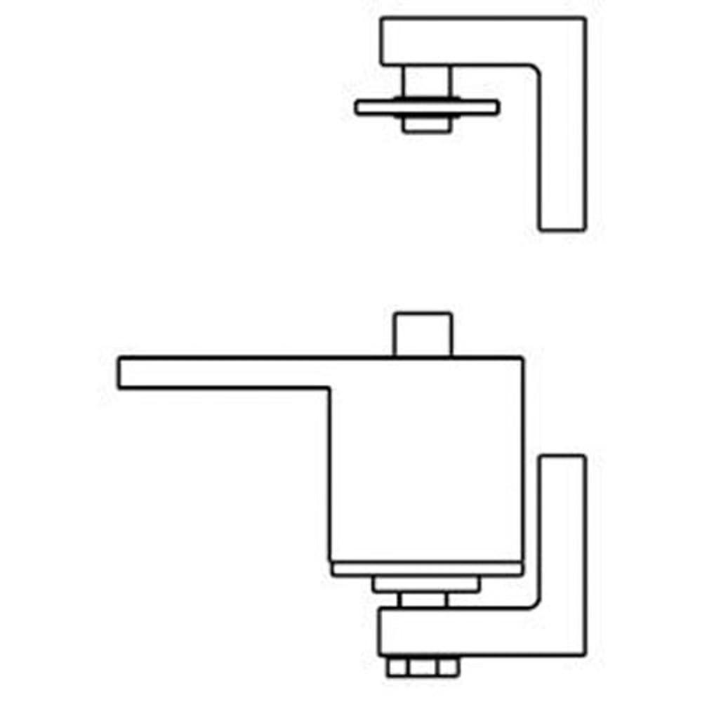 2 Pairs Stainless Steel Heavy Duty Double Action Spring Loaded Door Swing Hinge Self-Closing for Saloon Cafe Swing Doors TABODD Cafe Door 5 Hinge