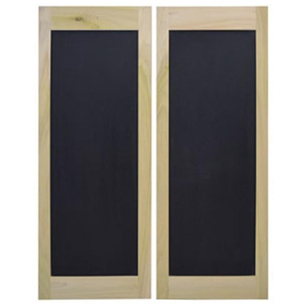 Chalkboard Saloon Doors | Cafe Doors- Custom Made
