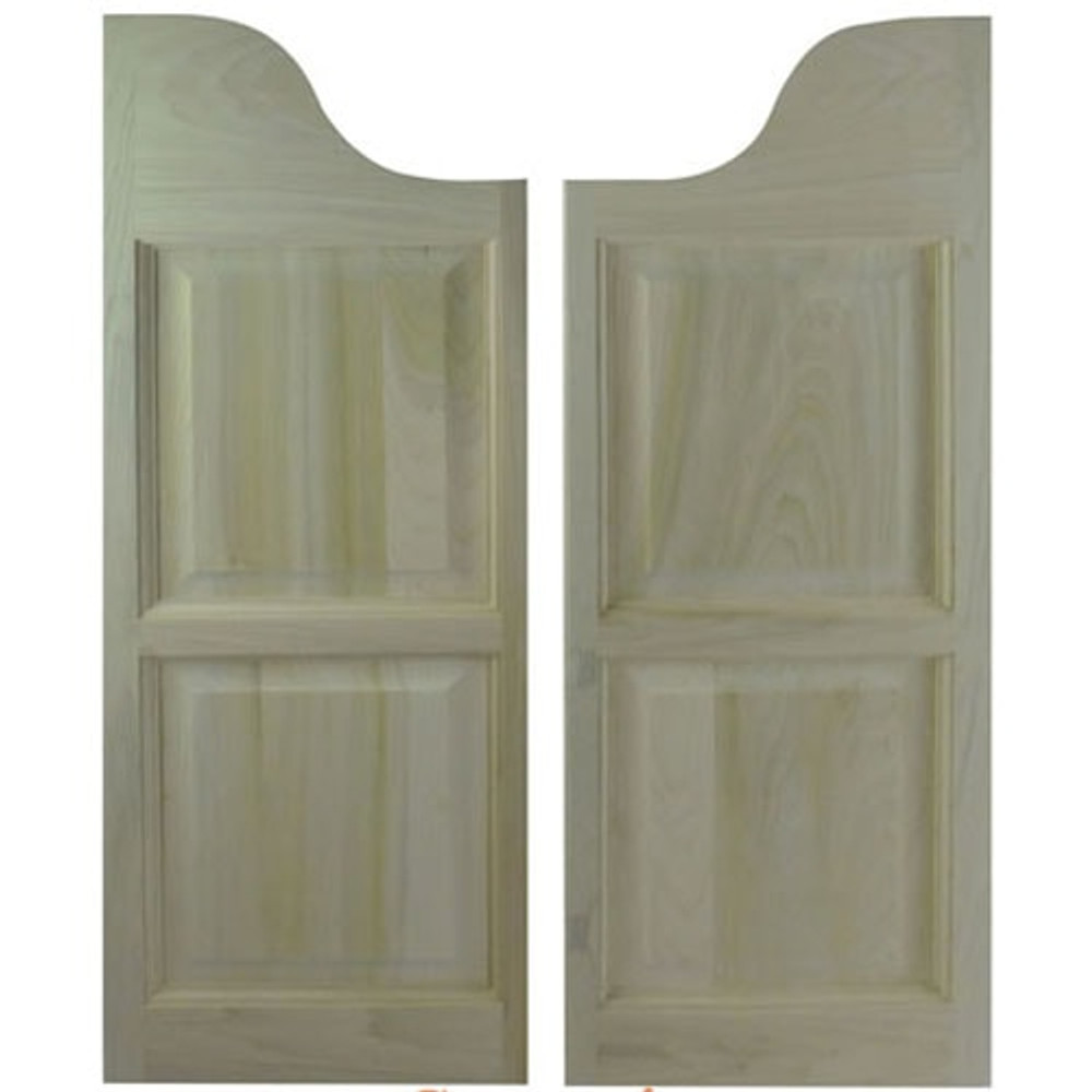 Western Arch Top Cafe Doors | Saloon Doors