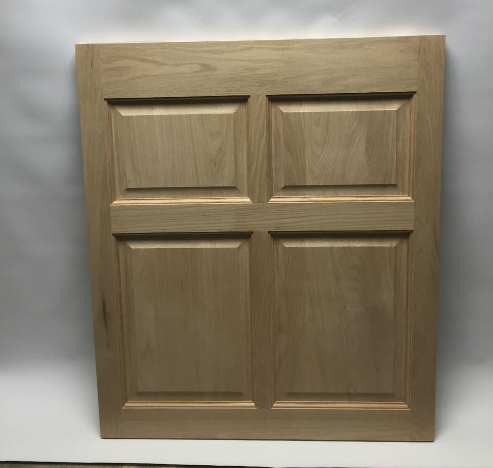 Single Oak Wooden Swinging Cafe Door | Saloon Door