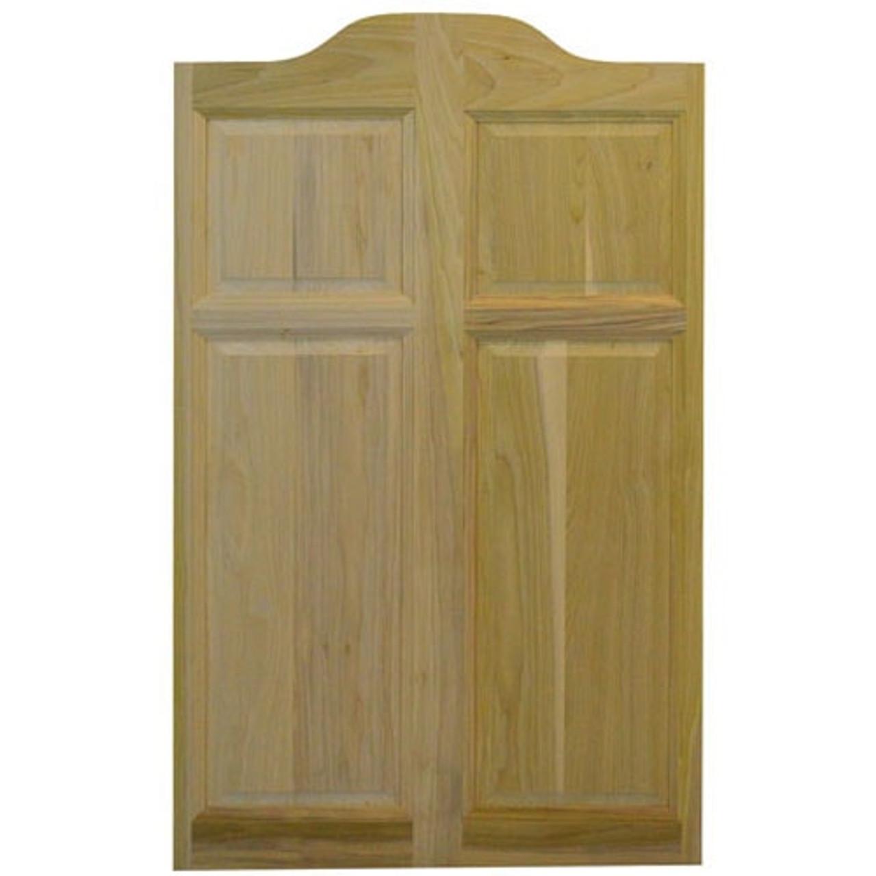 Single Center Arch Cafe Door | Saloon Door