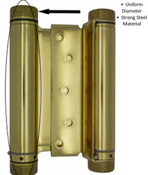"6"" Double Action 