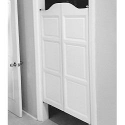 "60"" tall Pantry Saloon Doors"