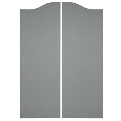 "Laminated Saloon Doors- Stainless Steel ""LOOK"" Restaurant Doors 