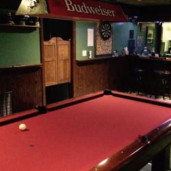 Oak Shaker Saloon Door- Bar Theme