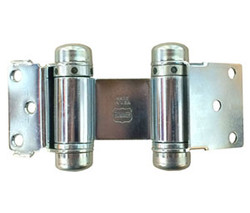 Bommer Light Duty Double Action Spring Hinge  Hold Open
