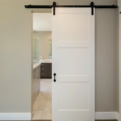 Custom Modern Barn Doors - Custom Heights | Barn Style Doors
