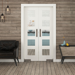 Top 6 Best Modern Doors with Glass