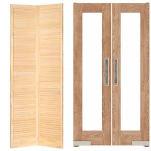 Saloon Doors, Accordion Doors, or Bi-fold Doors- Which one is the best option?
