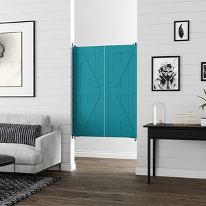 How Tall are Saloon Doors? Help Determining the Best Height for Your Saloon Doors.