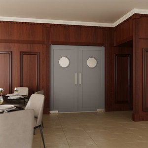 What are Porthole Doors?