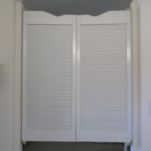 Louvered Closet Doors or Barn Style Closet Doors