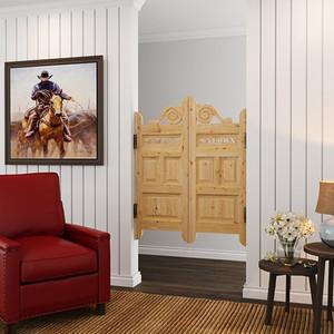 Top 6 Reasons to Buy Saloon Doors from Swinging Café Doors