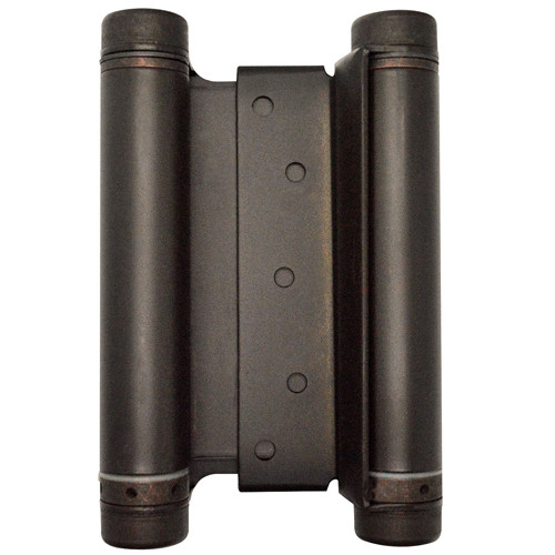 """6"""" Double Acting Spring Hinges for Cafe Doors"""