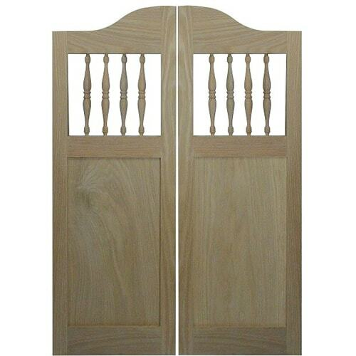 Cabinet Shaker Style Saloon Doors