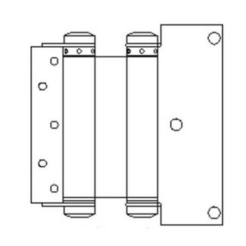 """8"""" Bommer 3044 Industrial Clamp Flange"""