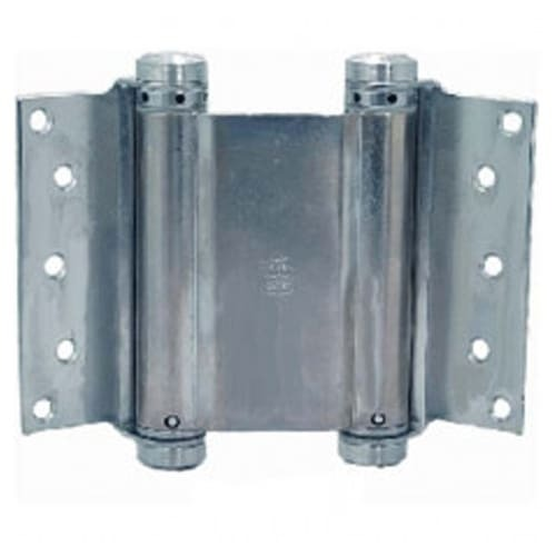 """Bommer 3023-4"""" Double Action Half Surface Double Action Hinge"""