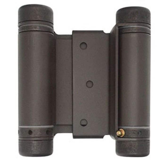 "3"" Oil Rubbed Bronze Spring Hinge Commercial Grade"