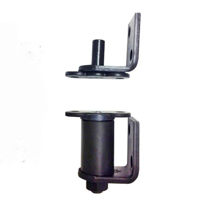 Commercial Grade Gravity Hinge / Hardware (Oil Rubbed Bronze)