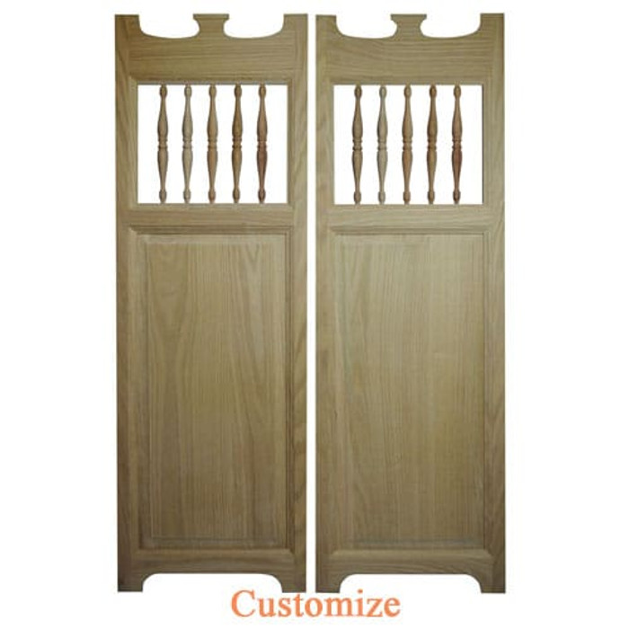 Old Western Saloon Doors | Swinging Cafe Doors | Bar Doors