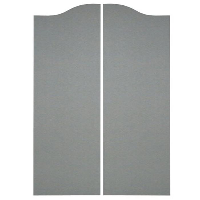 """Laminated Saloon Doors- Stainless Steel """"LOOK"""" Restaurant Doors   Swinging Cafe Doors"""