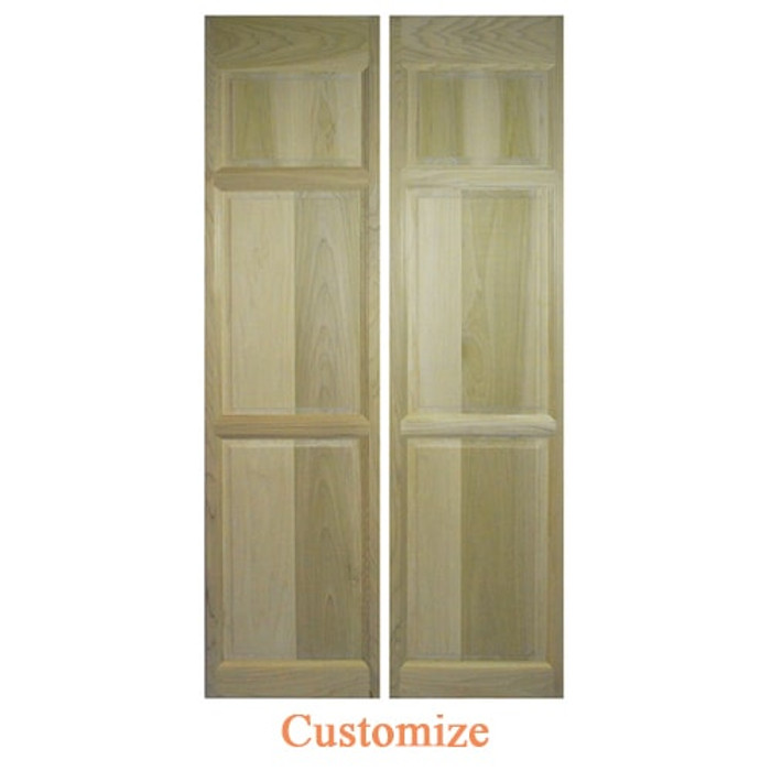 Colonial Full Length Swinging Cafe Doors | Interior Doors