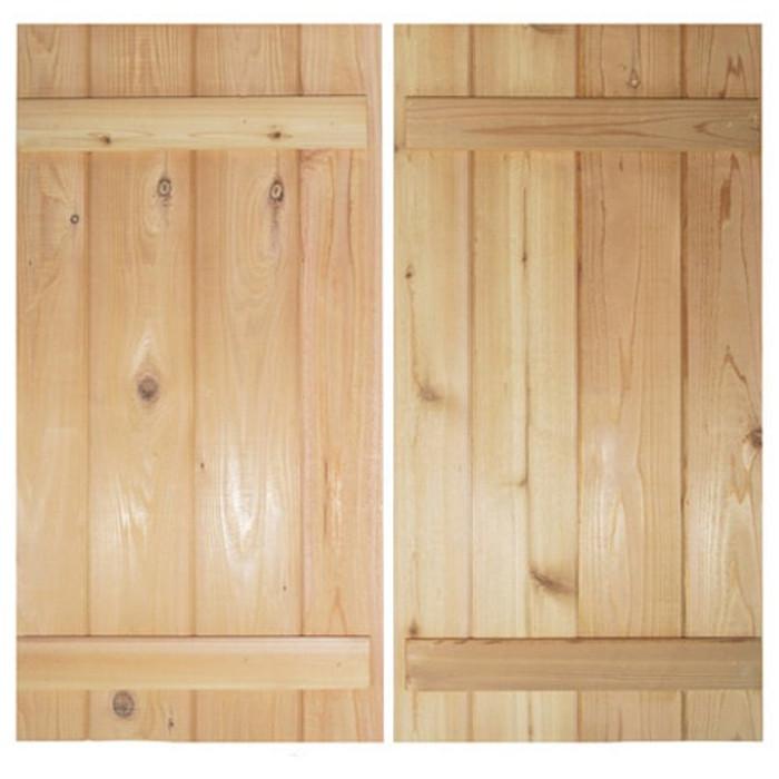 Board and Batten Barn Door | Saloon Doors