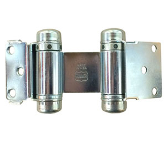 Bommer Light Duty Double Action Spring Hinge